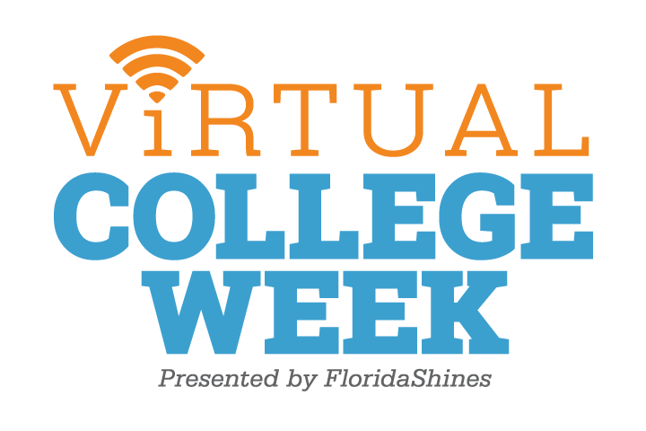 Virtual College Week Logo