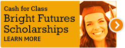 Learn more about Bright Futures Scholarships