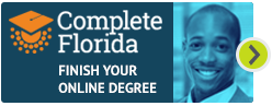 Complete Florida—Finish Your Degree Online Hover