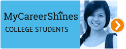 MyCareerShines for college students